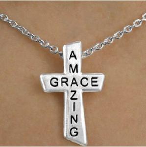 Amazing Grace Pendant